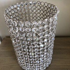 Stunning Z Gallerie Hurricane Vase